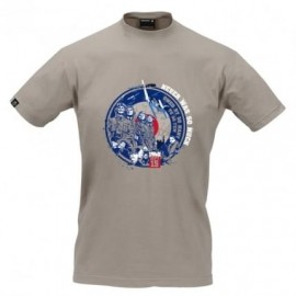 T-shirt THE BATTLE OF BRITAIN grey