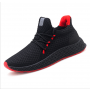 Fashionable, casual and air permeable running shoes